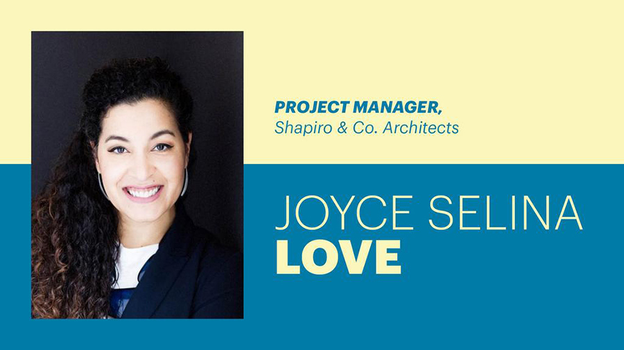 Joyce Selina Love named in the prestigious Memphis Business Journal's 40 Under 40 class of 2019