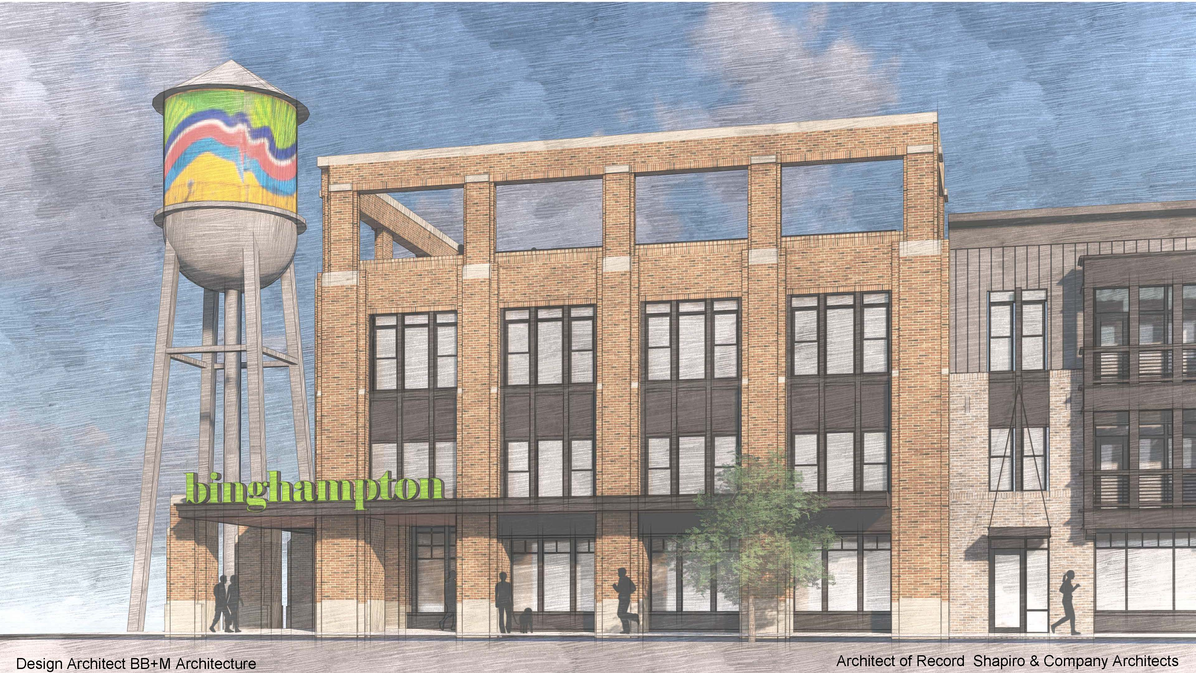 Broad Avenue Apartments to Receive $54M Tax Incentive