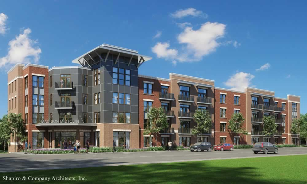 Luxury Apartments Coming to Midtown Memphis