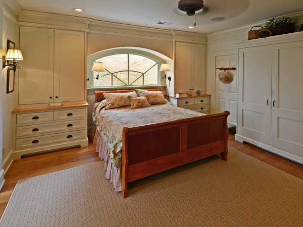 Farmhouse Master Bedroom Renovation